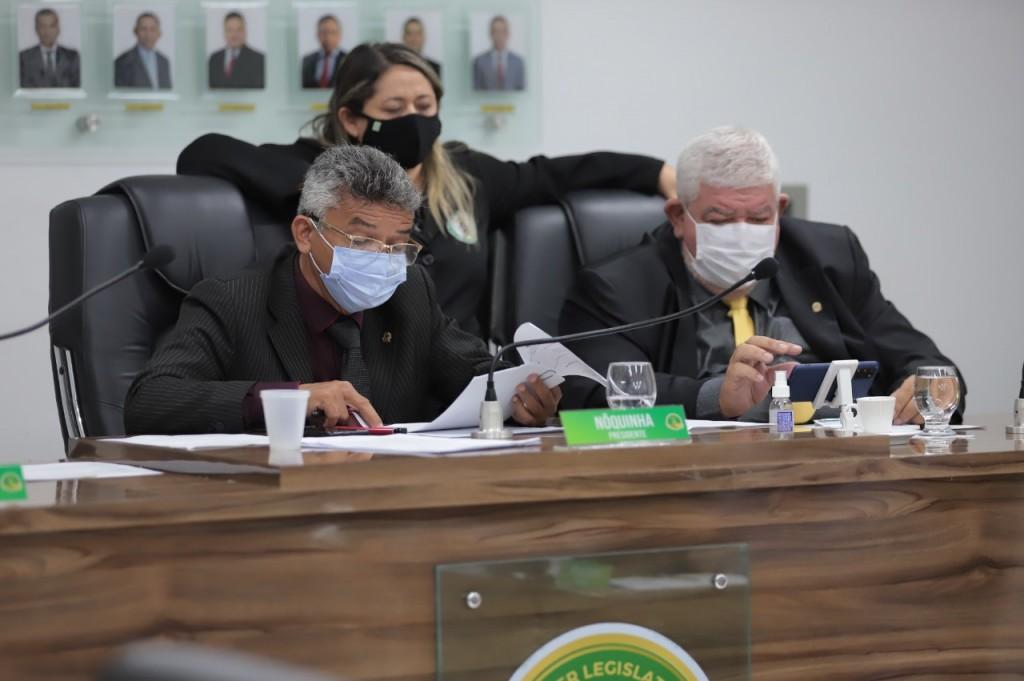 Câmara aprova pedido de aquisição de novos equipamentos para a saúde do município e solicita melhorias na mobilidade