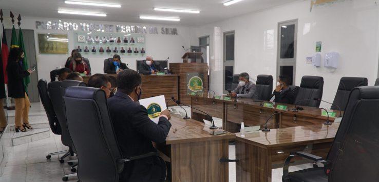 Câmara Municipal aprova 17 requerimentos e discute possíveis mudanças no concurso da Prefeitura de Bayeux